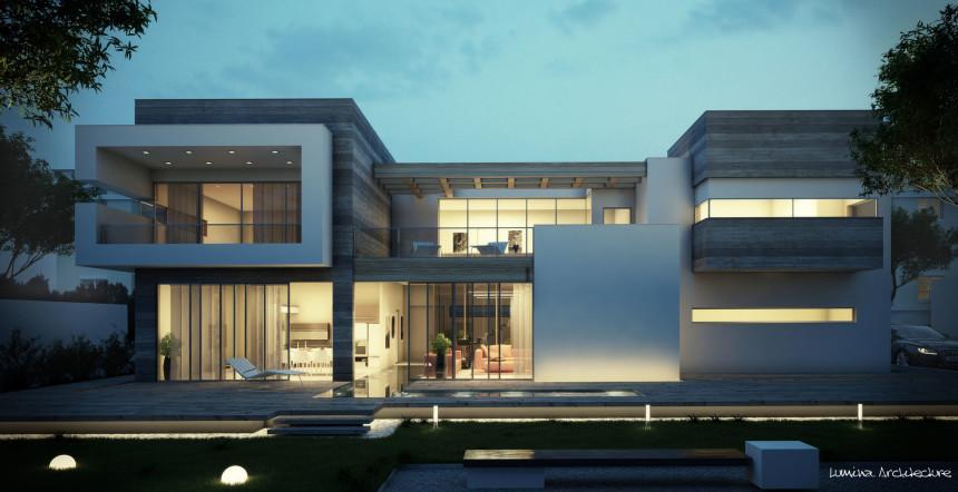 test project villa